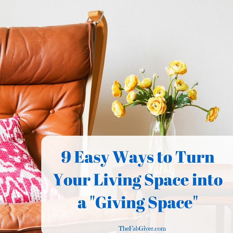 Living Space to a Giving Space-3