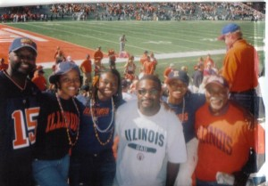 Dad's Day Game w/College Besties! (Fall 2004)